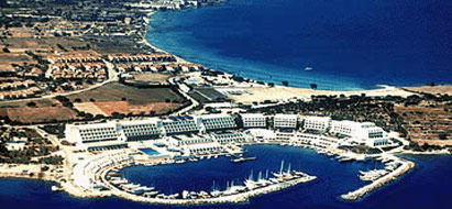 Cesme General View